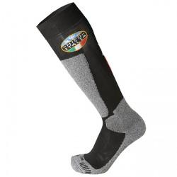 Calze sci Mico Official Ita Medium nero