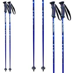 bastoni sci Gabel Elite Sky blu-bianco