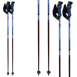 Ski poles Gabel G-Force Bio