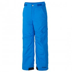 Pantalones esquí Columbia Ice Slope II Niño royal