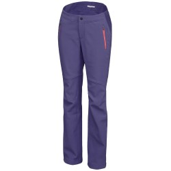 Mountaineering pants Columbia Back Beauty Beat Woman purple