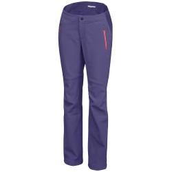 Pantalones montaña Columbia Back Beauty Beat Mujer violeta
