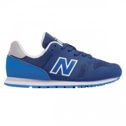Sneakers New Balance Classic 373 Junior bleu