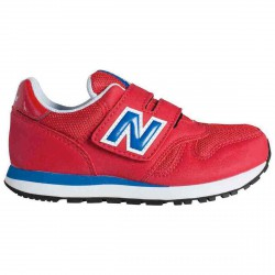 Sneakers New Balance 373 Hook and Loop Junior red