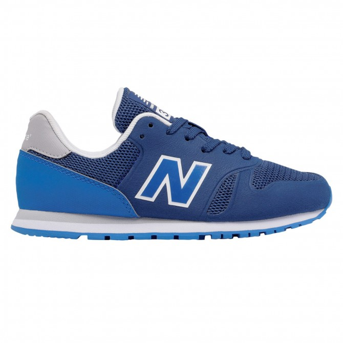 new balance azul junior