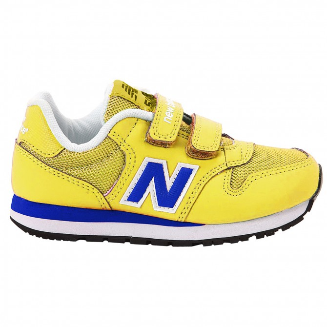 Sneakers New Balance 500 Baby amarillo