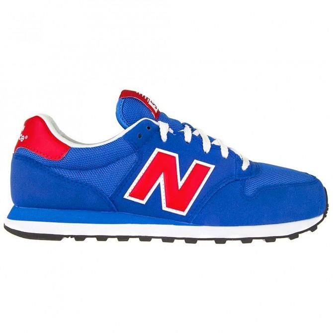 Sneakers New Balance 500 Uomo royal NEW BALANCE Sneakers