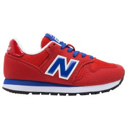 Sneakers New Balance Classic 373 Junior red