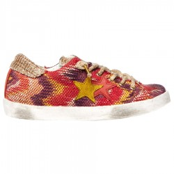 chaussures 2Star Africa Rgb femme