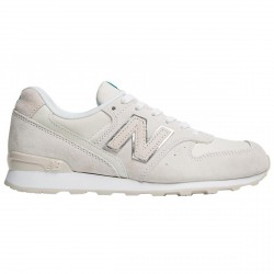 Sneakers New Balance 996 Mujer crema