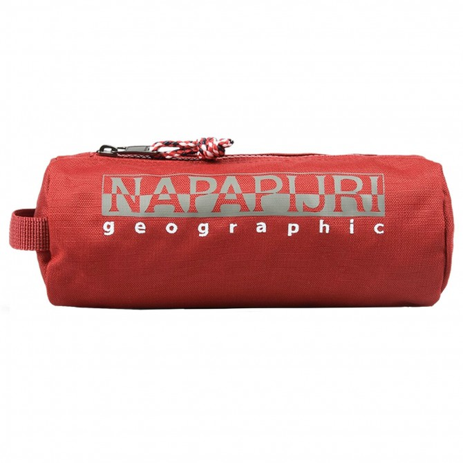 Pencil case Napapijri Holder red