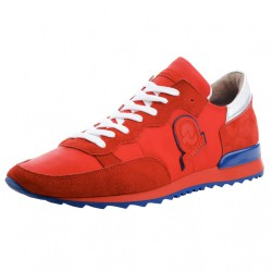 Sneakers Invicta Homme rouge