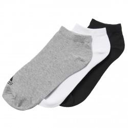 Chaussettes Adidas Performance No-Show Thin noir-gris-blanc