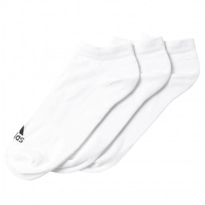 Calcetines Adidas Performance No-Show Thin blanco