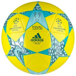 Pallone calcio Adidas Finale Champions League Replica giallo