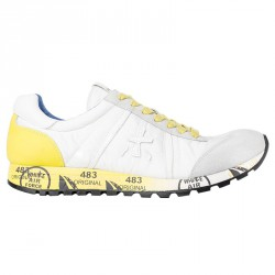 Sneakers Premiata Lucy Man white