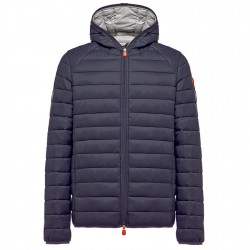 Down jacket Save the Duck D3065M Man blue