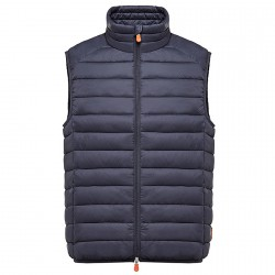 Vest Save the Duck D8241M Man blue