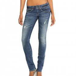 jeans Guess Kenna Skinny Tale woman
