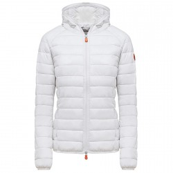 Down jacket Save the Duck D3362W-GIGA4 Woman white
