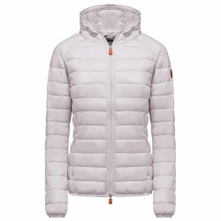 Down jacket Save the Duck D3362W-GIGA4 Woman ice
