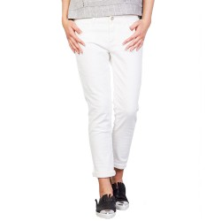 Pants Manila Grace Skinny Woman white