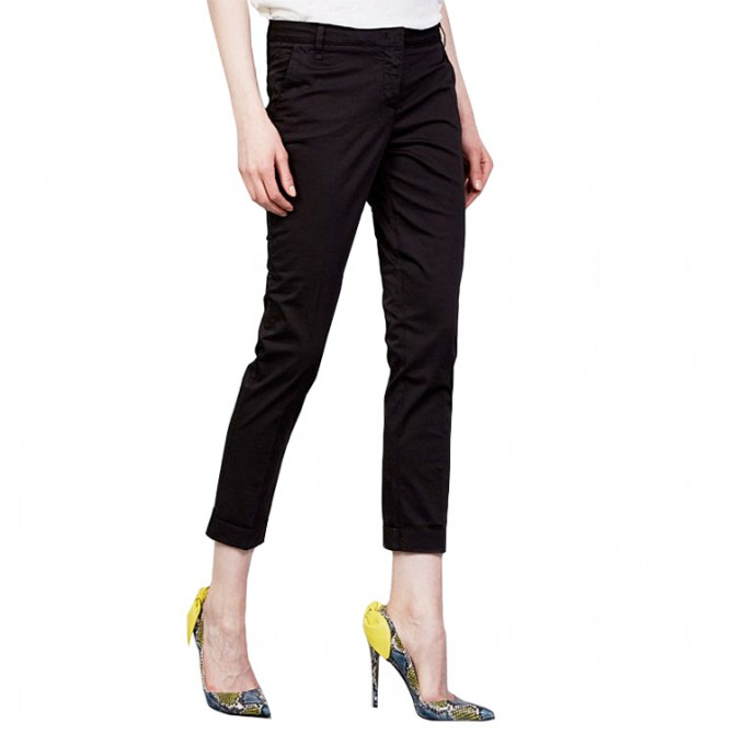 pantalon manila grace chino femme v tements de loisirs. Black Bedroom Furniture Sets. Home Design Ideas