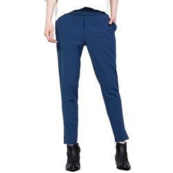 Pantalones Manila Grace Baschina Mujer navy