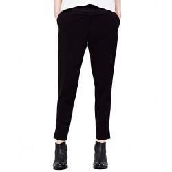 Pantalon Manila Grace Baschina Femme noir