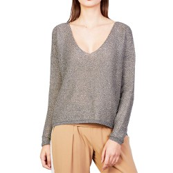 Sweater Manila Grace Woman black-bronze
