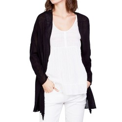 Cardigan Manila Grace Over Woman black