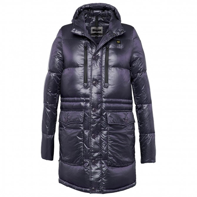 Piumino Blauer Trench Winter Uomo blu