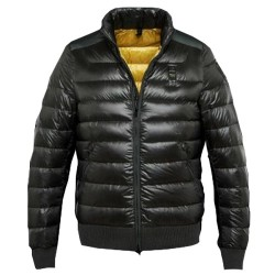 Down jacket Blauer Academy Man black