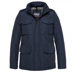 Down jacket Blauer Field Man blue