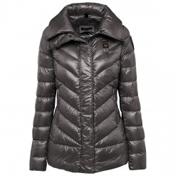 Down jacket Blauer Shiny Woman grey
