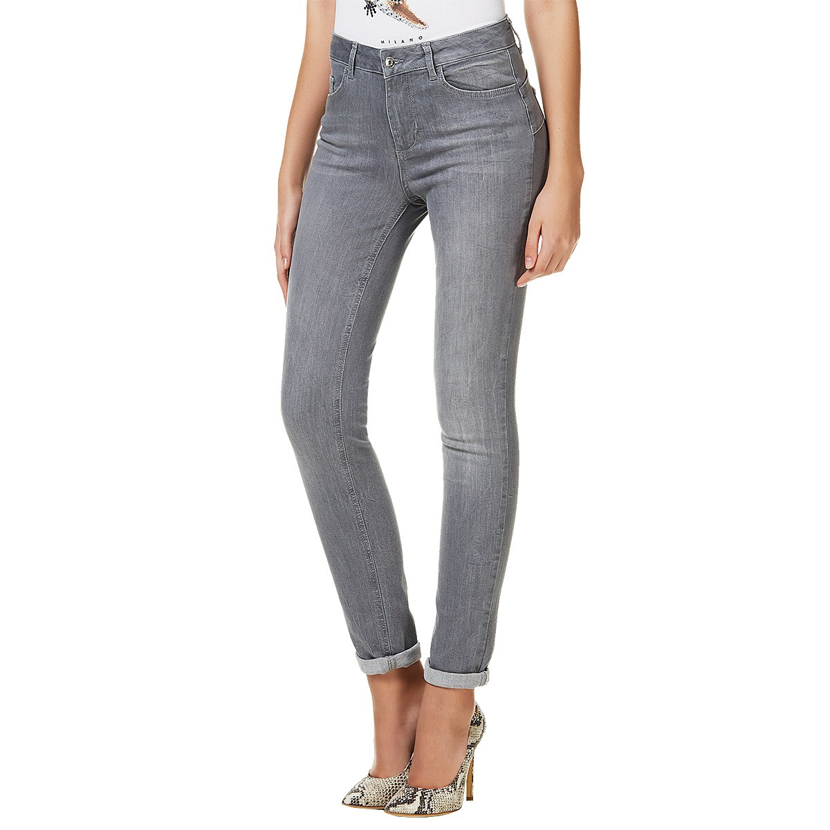 prezzo più basso c2c20 3a208 Jeans Liu-Jo Bottom Up Magnetic Woman - Leisure clothing