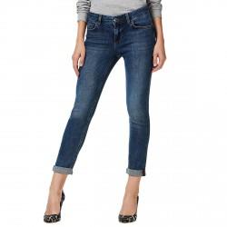 Jeans Liu-Jo Bottom Up Monroe Woman dark blue