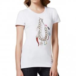 T-shirt Liu-Jo Pring Fever Femme