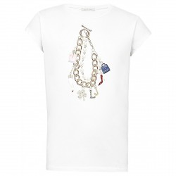 T-shirt Liu-Jo Charm Girl