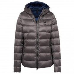 Down jacket Blauer Winterlight Icont Woman grey