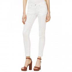 Pantalones Liu-Jo Classy Mujer crema