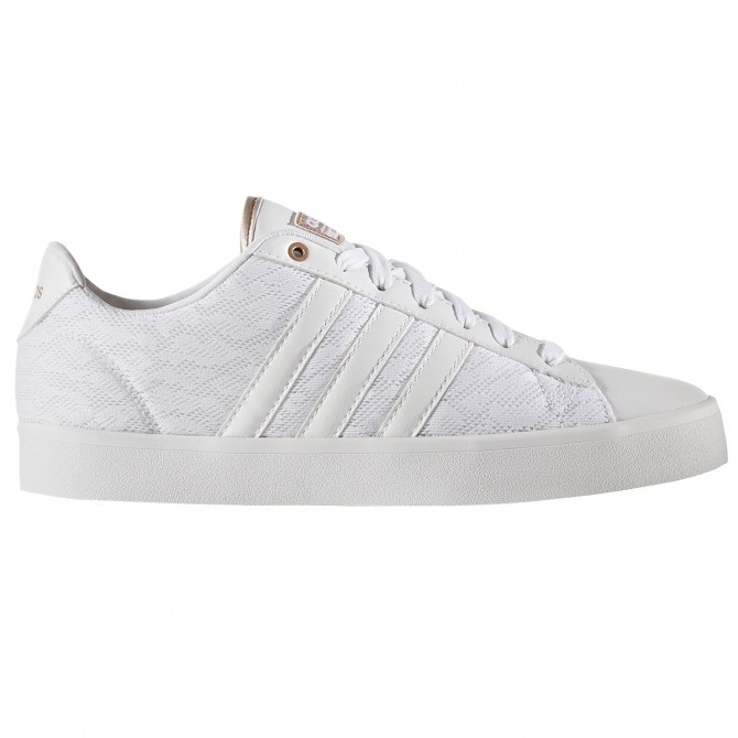 Sneakers Adidas Cloudfoam Daily Donna bianco ADIDAS Sneakers
