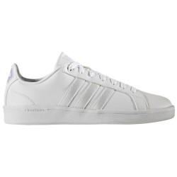 Sneakers Adidas Cloudfoam Advantage Donna bianco