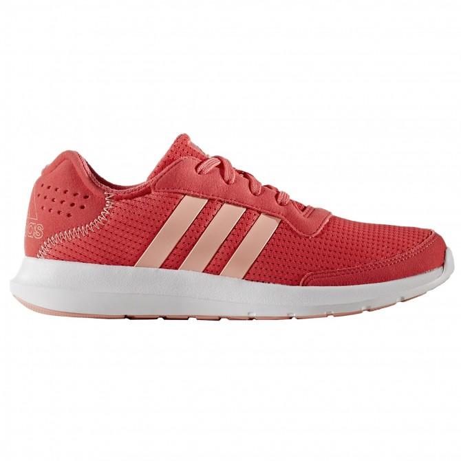 Scarpe running Adidas Element Refresh Donna corallo