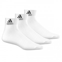 Chaussettes Adidas Ankle blanc