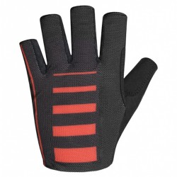 Bike gloves Zero Rh+ Speed black-red