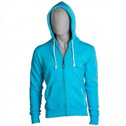 Sweat-shirt Podhio Garçon bleu clair