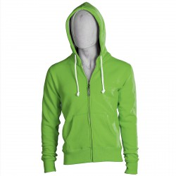 Sweat-shirt Podhio Garçon vert