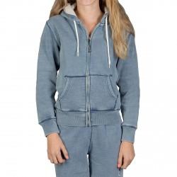Sweat-shirt Podhio Garçon bleu jean