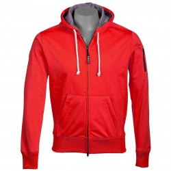Windstopper Podhio Unisex rouge